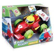 Bburago Junior F1 piros kisautó