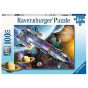 Ravensburger 129393 XXL puzzle - Küldetés az ûrben (100 db)