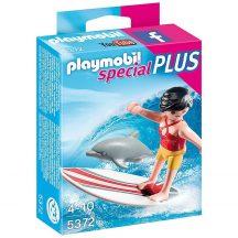 Playmobil Special Plus 5372 Szörfös delfinnel