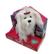 AniMagic Fluffy a sétáló szőrgombóc kutyus