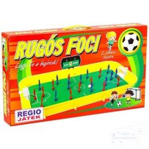 Rugós foci játék