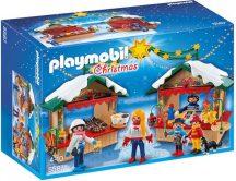 Playmobil 5587 Mézes élet karácsonyi vásár