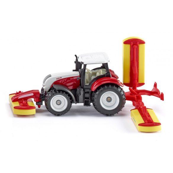 SIKU 1672 Steyr traktor kiegyenlítõvel