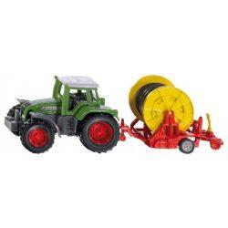 SIKU 1677 Fendt traktor kábeltekercselővel