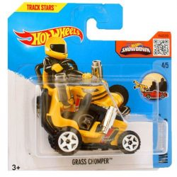 Hot Wheels Ride-Ons 2016 kisautók - GRASS CHOMPER 4/5 (SÁRGA)