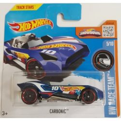 Hot Wheels Race Team 2016 kisautók - CARBONIC 5/11