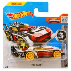 Hot Wheels Super Chromes 2016 kisautók - TWO TIMER 6/10 (PIROS)