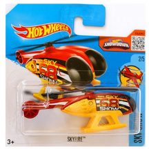 Hot Wheels Sky Show 2016 kisautók - SKYFIRE 2/6