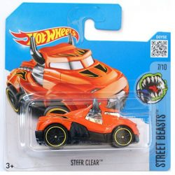 Hot Wheels Street Beasts 2016 kisautók - STEER CLEAR 7/11