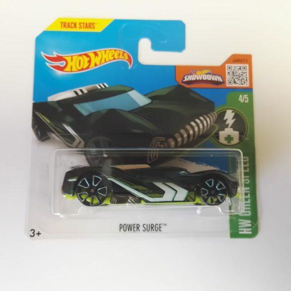 Hot Wheels Green Speed 2016 kisautók -  POWER SURGE 4/6