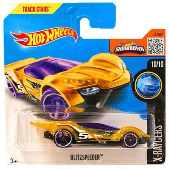 Hot Wheels kisautó X - Raycers BLITZSPEEDER 10/11