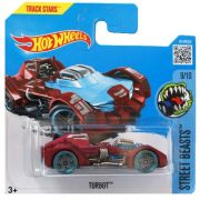 Hot Wheels Street Beasts 2016 kisautók - TURBOT 9/11