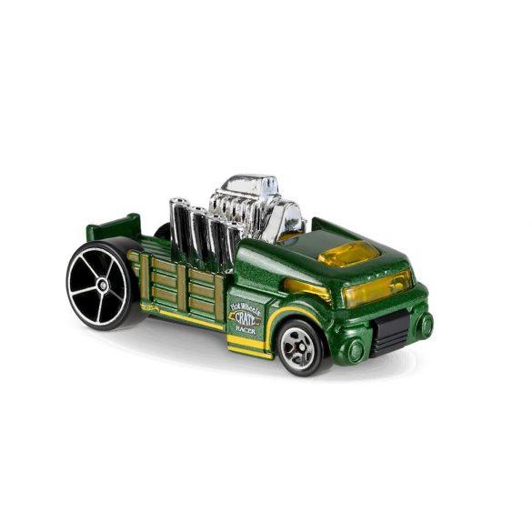 Hot Wheels Experimotors 2017 kisautók - CRATE RACER 8/10 (ZÖLD)