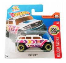Hot Wheels Holiday Racers 2017 kisautók - ROCKSTER 4/5