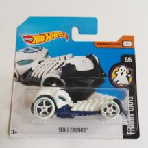 Hot Wheels Fright Cars 2017 kisautók - SKULL CRUSHER 5/5