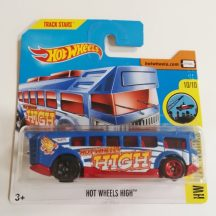 Hot Wheels City Works 2017 kisautók - HOT WHEELS HIGH 10/10
