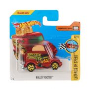 Hot Wheels Legends of Speed 2017 kisautók - ROLLER TOASTER 4/10 (PIROS)