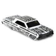Hot Wheels Art Cars 2018 kisautó - '64 Impala 5/10