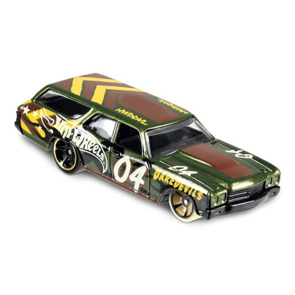 Hot Wheels HW Daredevils 2018 - '70 Chevelle SS Wagon 1/5