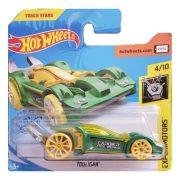 Hot Wheels Experimotors - Tooligan kisautó (zöld)