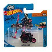 Hot Wheels Ride-Ons 2020 kisautó - Wheelie Chair (fekete-rózsaszín)