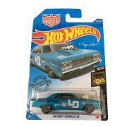 Hot Wheels Nightburnerz - '64 Chevy Chevelle SS kisautó