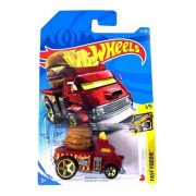 Hot Wheels Fast Foodie - Buns of steel kisautó