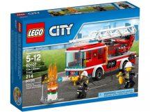 LEGO City Fire 60107 Létrás tűzoltóautó