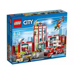 LEGO City Fire 60110 Tűzoltóállomás
