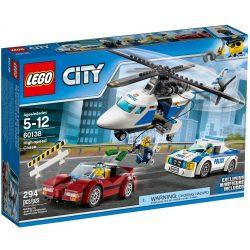 LEGO City 60138 Gyorsasági üldözés