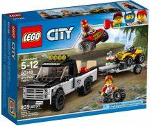 LEGO City 60148 ATV versenycsapat