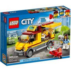 LEGO City 60150 Pizzás furgon