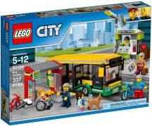 LEGO City 60154 Autóbusz állomás