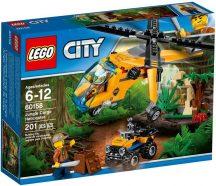 LEGO City 60158 Dzsungel teherszállító helikopter