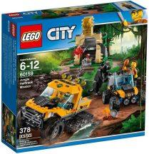 LEGO City 60159 Dzsungel küldetés félhernyótalpas járművel