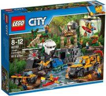LEGO City 60161 Dzsungel kutatási terület