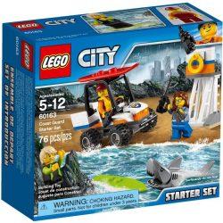 LEGO City 60163 Parti őrség kezdőkészlet