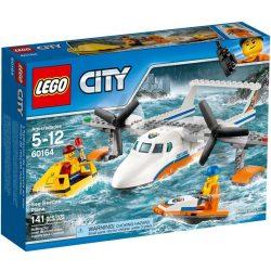 LEGO City 60164 Tengeri mentőrepülőgép