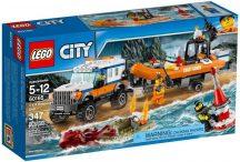 LEGO City 60165 4 x 4 Sürgősségi egység