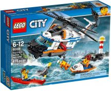 LEGO City 60166 Mentőhelikopter