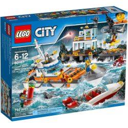 LEGO City 60167 A parti őrség főhadiszállása