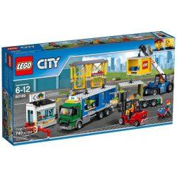 LEGO City 60169 Teher terminál
