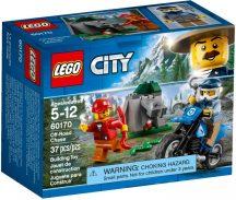 LEGO City 60170 Terepmotoros üldözés