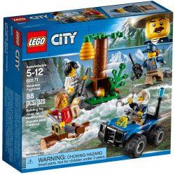 LEGO City 60171 Hegyi szökevények