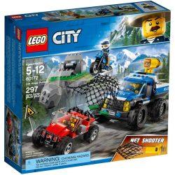 LEGO City 60172 Üldözés a földúton
