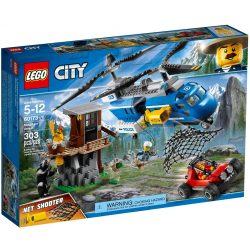 LEGO City 60173 Hegyi letartóztatás