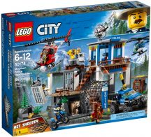 LEGO City 60174 Hegyi rendőrkapitányság