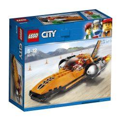 LEGO City Great Vehicles 60178 Sebességrekorder autó