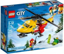 LEGO City Great Vehicles 60179 Mentőhelikopter