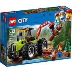 LEGO City Great Vehicles 60181 Erdei traktor